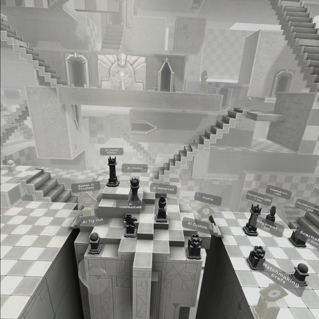 Chess Club VR