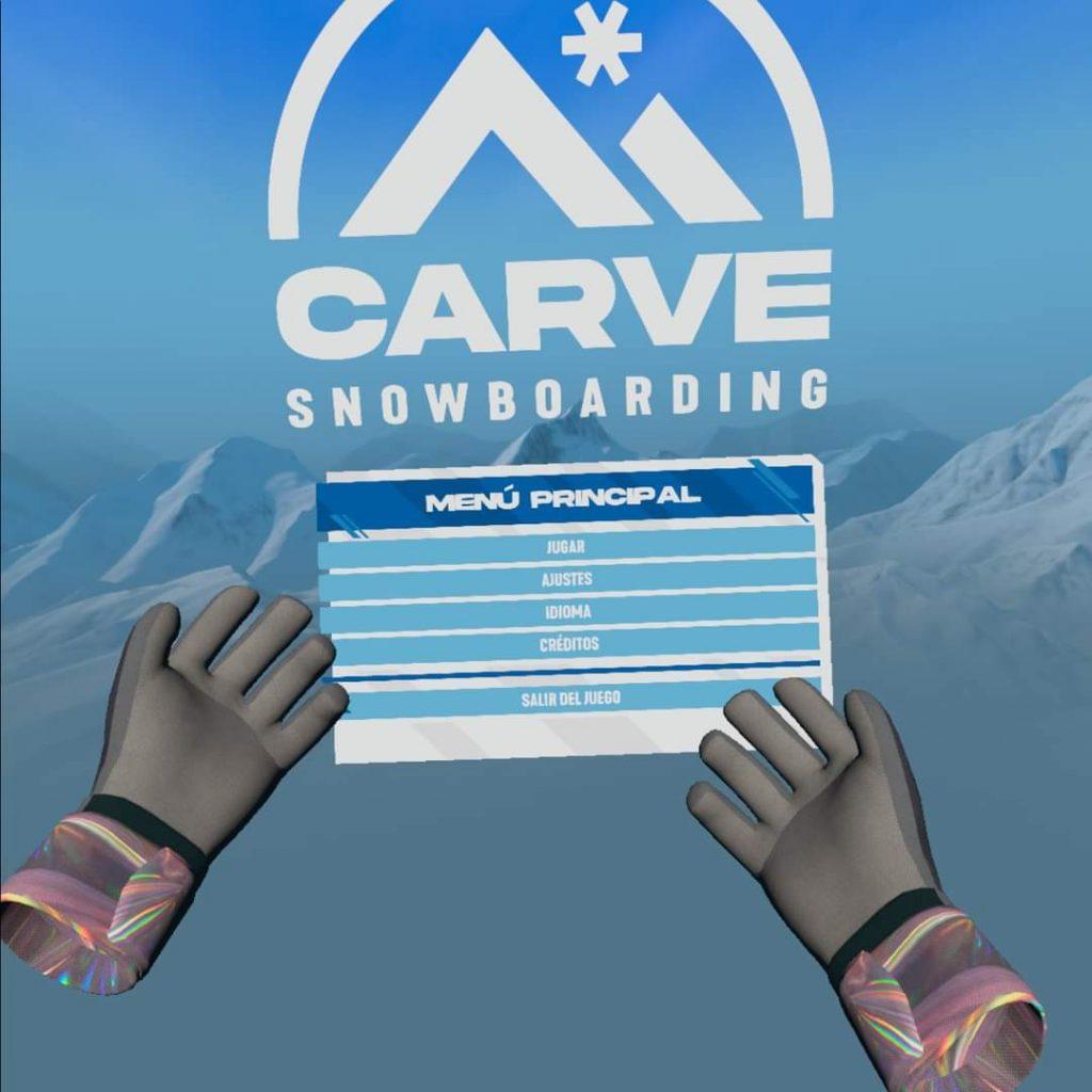 Análisis Carve Snowboarding Oculus