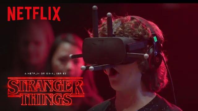 Stranger Things VR