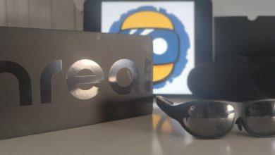 Photo of Nreal Light, las primeras gafas AR que llegan a las manos de los usuarios.