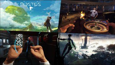 Photo of Los mejores juegos gratis para iniciarte en el mundo de la VR con tus Quest.