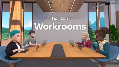 Photo of Facebook lanza Horizon Workrooms.
