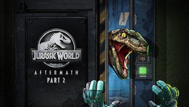 Photo of Jurassic World: Aftermath regresa el 30 de Septiembre