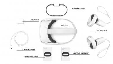 Photo of La nueva actualización de Oculus Quest 2 deja entrever una versión Pro.
