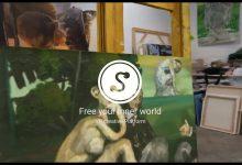 Photo of El arte de Styly hace su aparición en la tienda de HTC, Viveport.