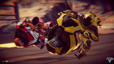 Photo of V-Racer Hoverbike, pura velocidad en VR