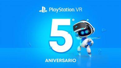 Photo of El visor PlayStation VR cumple 5 años de su lanzamiento
